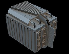 Starship part 28 3D model