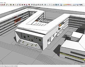 Sketchup school H8 3D