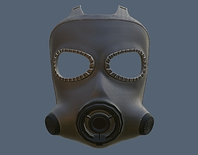 3D printable model Sledge mask
