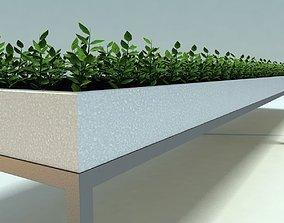 Seedlings Table 3D model