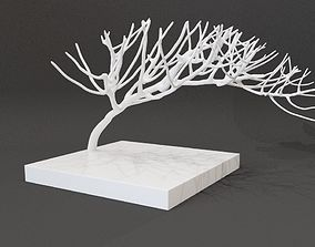 Sculpted Branch 3D printable model