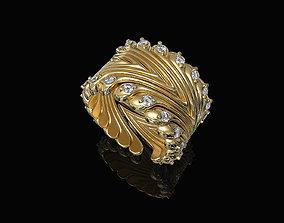 3D print model Billows Ring