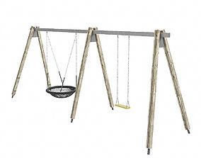 3D Swing Playground