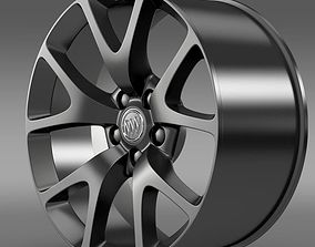3D Buick Regal GS rim