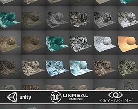 Advanced Landscape Materials 3D model