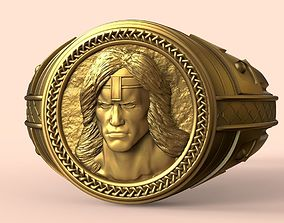 3D printable model Conan the Barbarian - signet