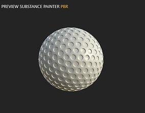 sport Golf Ball 3D