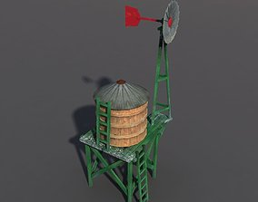 Water Tank 2 3D model
