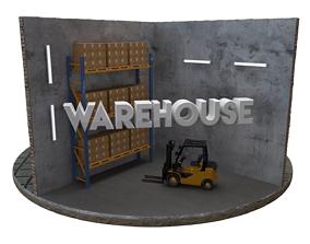 Warehouse Starter Pack 3D