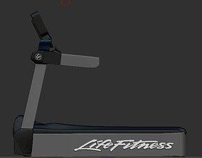 Treadmill - 3D model sample 3ddesign