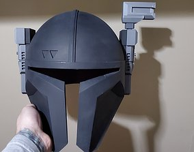 The Mandalorian Paz Vizsla Heavy infantry 3D print model 1