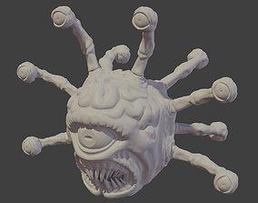 3D print model Beholder Sculpt