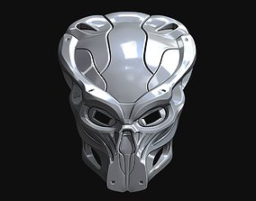 3D printable model Predator Immortal Mask