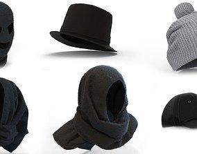 Headwears 3D