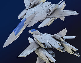 3D VF-2SS Valkyrie II