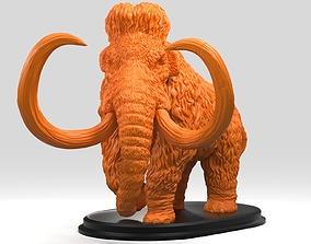model 3D print model Mammoth