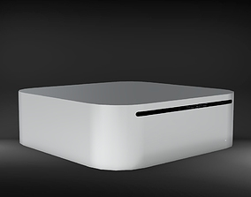 3D printable model Mac Mini