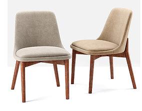 Celine Side Chair 3D