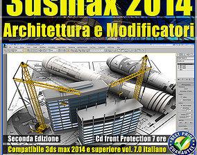 3ds max 2014 Architettura e Modificatori v7 Italiano cd