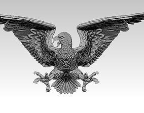 3D printable model Golden eagle