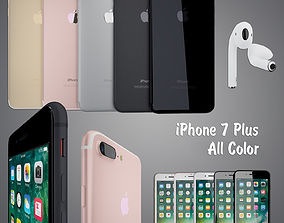 3D IPhone 7 Plus collection