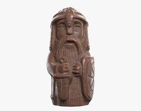 Perun - the god of thunder 3D model
