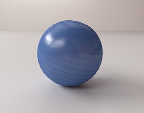 Swiss Ball 3D model