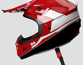 3D Helmet Off-Road