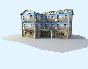 3D asset VR / AR ready environment Building