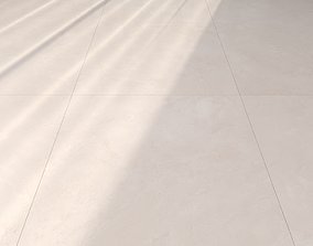 Marble Floor Museum Sunshine 60x60 3D model