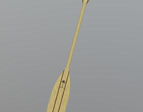 Paddle 3D asset
