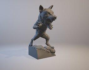 3D printable model Werelowf