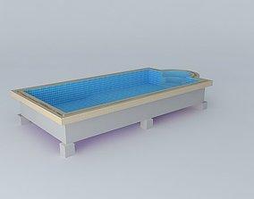 3D model Pool Deep