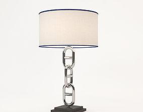 Eichholtz Table Lamp St Barth 3D