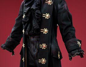 3D asset Prince Costume