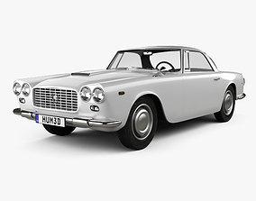 Lancia Flaminia GT 3C 1963 3D model