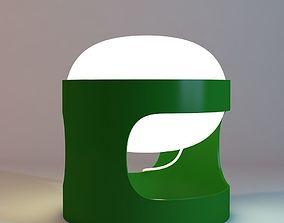 3D Kartell KD 27 Table Lamp