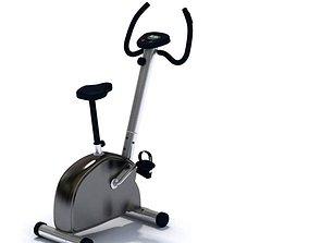 Portable Exercise Bike 3D model