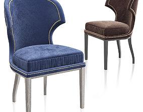 London Chair 3d model VR / AR ready