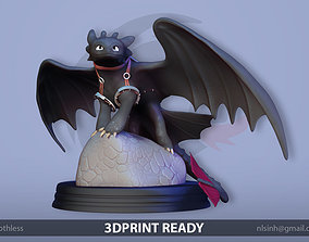 3D print model Toothless Dragon dragon
