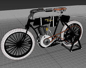 3D print model Harley 1903
