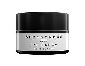 3D asset Sprekenhus Eye Cream