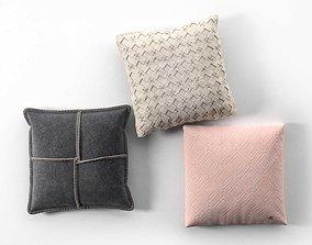 Decorative Pillow Set 3D interior