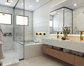 Bathroom clean 3D