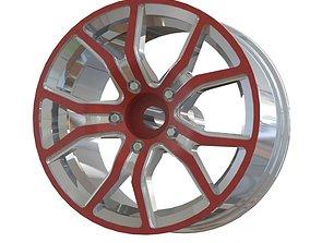 3dprint Wheel STR 907 3D print model
