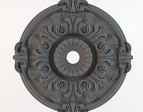 ceiling plate corbel 3D print model