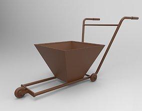 ground trolley 3D printable model