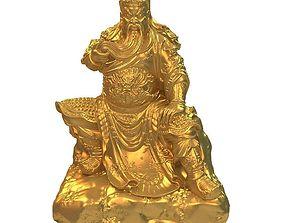 Guan Yu 19 3D print model