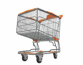 3D Shopping cart 2