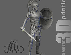 Greek Hoplite 3D printable model